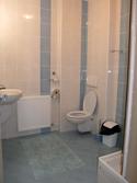 Kúpeľňa - sprchovací kút